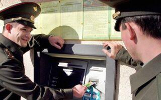 Могут ли использовать карту МИР Сбербанка военнослужащие?